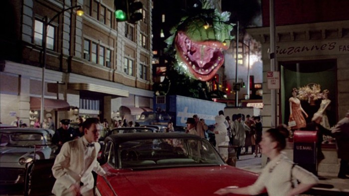 Little Shop of Horrors Original Ending