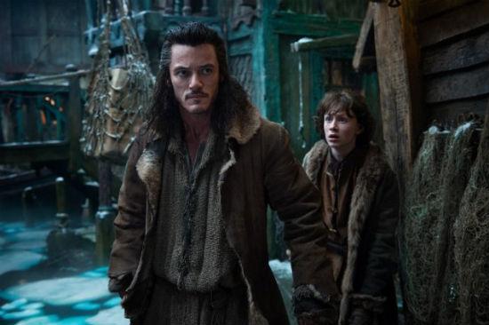 Luke Evans Bard Hobbit Desolation Smaug