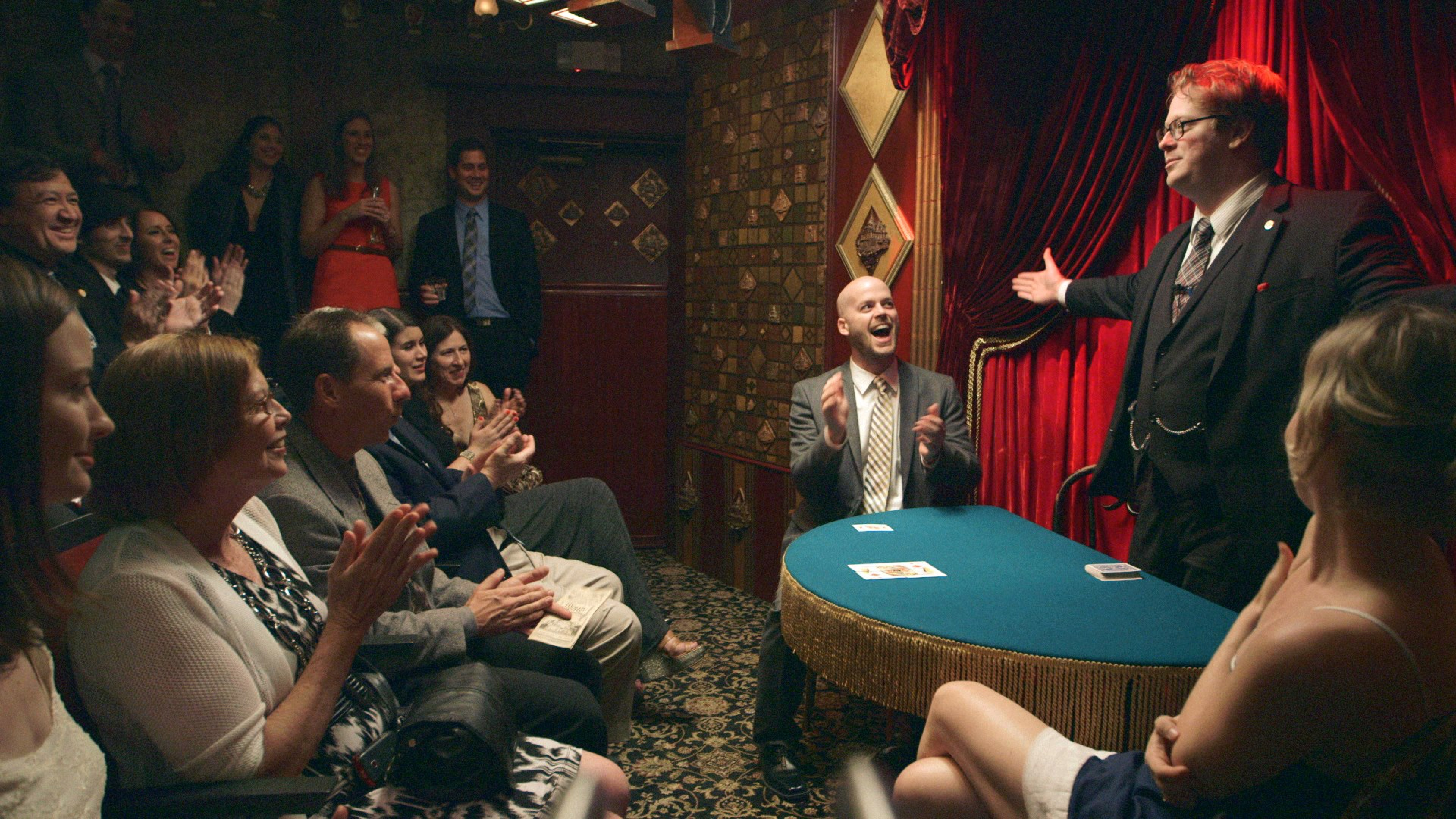 magicians life in the impossible trailer best magic