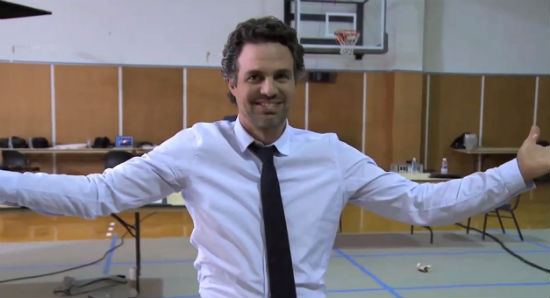 Mark Ruffalo magic