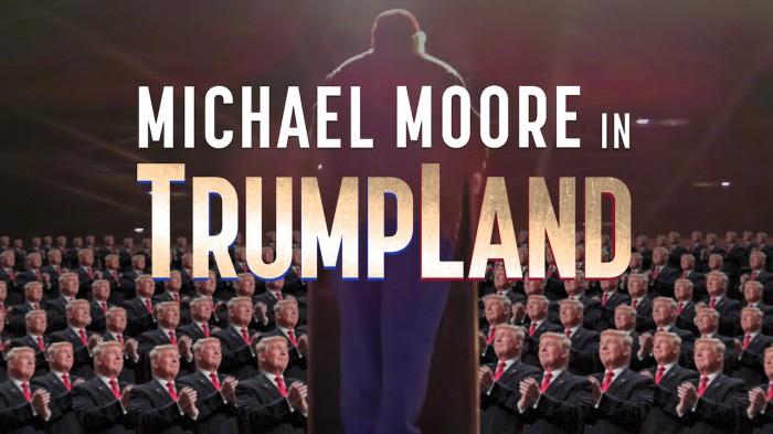 Michael Moore Donald Trump Movie