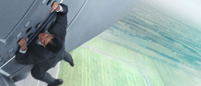 Mission Impossible 5 trailer