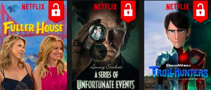 Netflix Patches