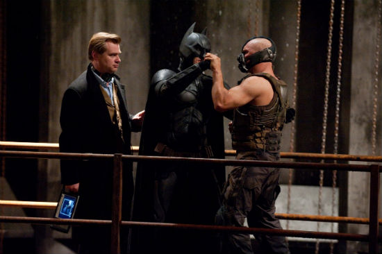 Nolan Dark Knight Rises Fight