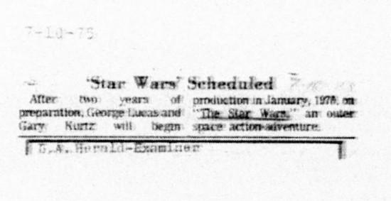 original star wars casting