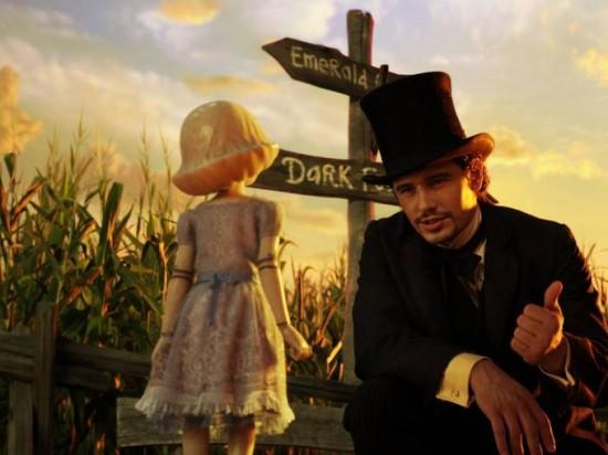 [Disney] Le Monde Fantastique d'Oz (13 mars 2013) - Page 4 Oz-Great-and-Powerful-Franco-doll-550x412