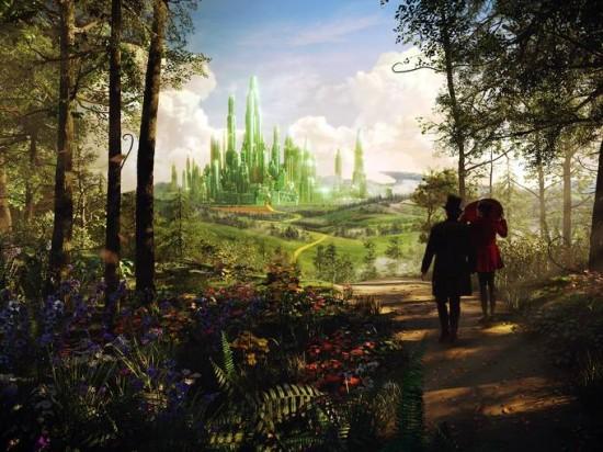 [Disney] Le Monde Fantastique d'Oz (13 mars 2013) - Page 4 Oz-Great-and-Powerful-emerald-550x412