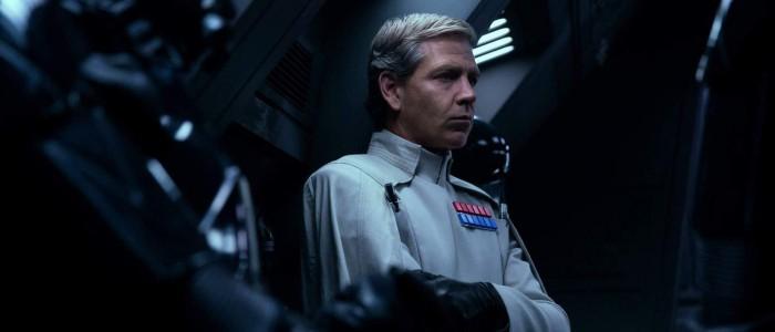 Rogue One A Star Wars Story - Ben Mendelsohn as Orson Krennic header