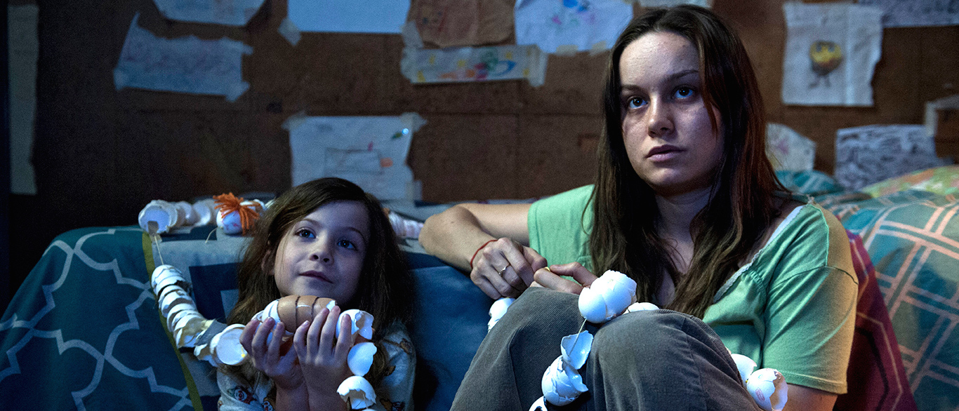 Room Trailer: Brie Larson Breaks Out