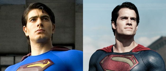 Routh Cavill Superman flyby auditions