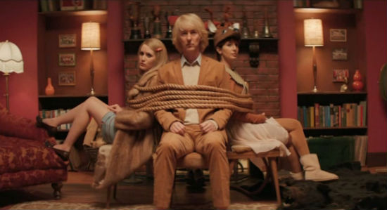 SNL Wes Anderson
