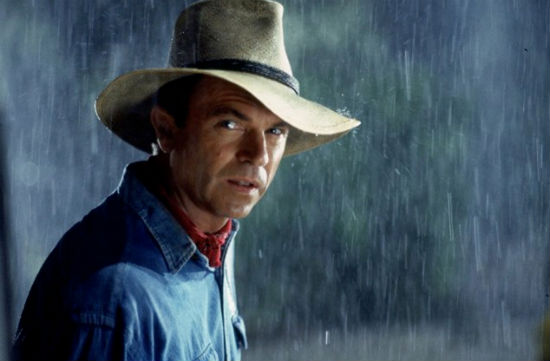 Sam Neill Jurassic Park