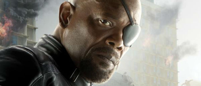Samuel L Jackson Nick Fury Age of Ultron