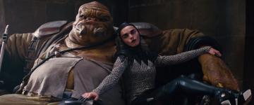 Star Wars: The Force Awakens alien