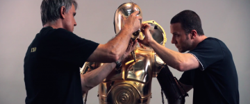 Star Wars: The Force Awakens C3po