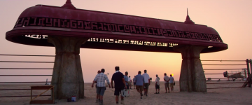 Star Wars: The Force Awakens arch