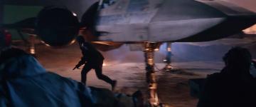 Star Wars: The Force Awakens: finn x-wing