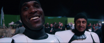 Star Wars: The Force Awakens: first order stormtroopers