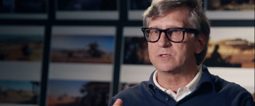 Star Wars: The Force Awakens production designer Rick Carter
