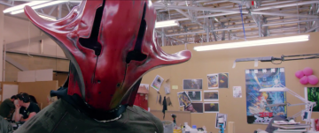 Star Wars: The Force Awakens alien creature shop