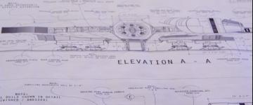 Star Wars: The Force Awakens falcon blueprints