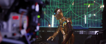 Star Wars: The Force Awakens: c3po