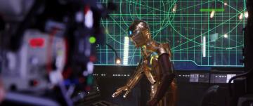 Star Wars: The Force Awakens: c3po