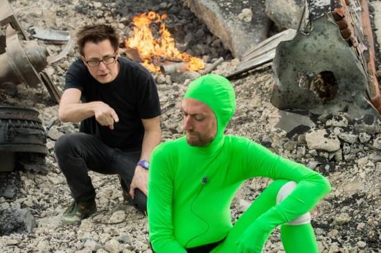 Sean Gunn Guardians of the Galaxy