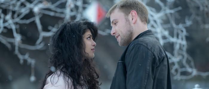 Sense8 Christmas Special trailer - Tina Desai as Kala and Max Riemelt as Wolfgang