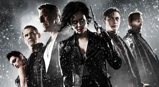 Sin City 2 Final Poster header