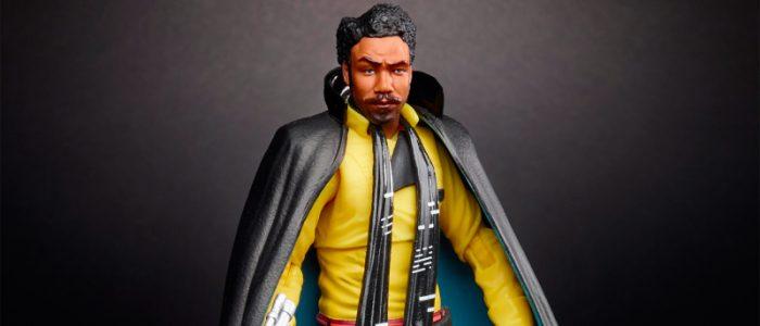 Solo toys Lando