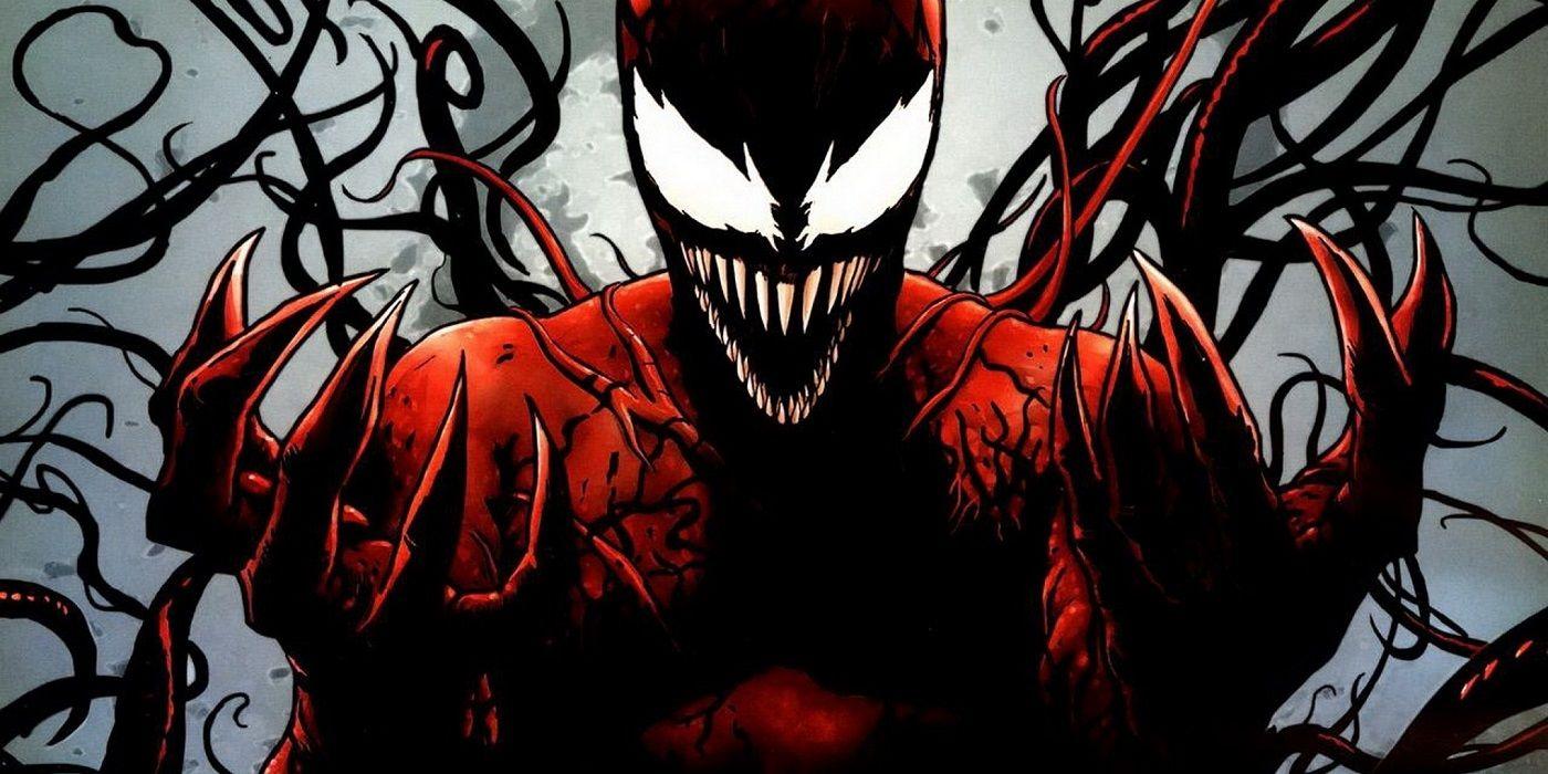 Carnage Will Be Sony's Venom Movie Villain
