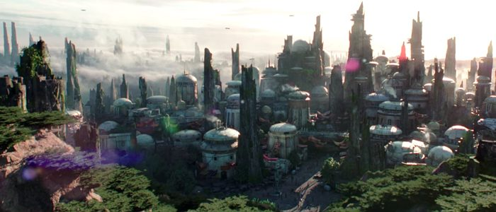 Star Wars Galaxy's Edge details