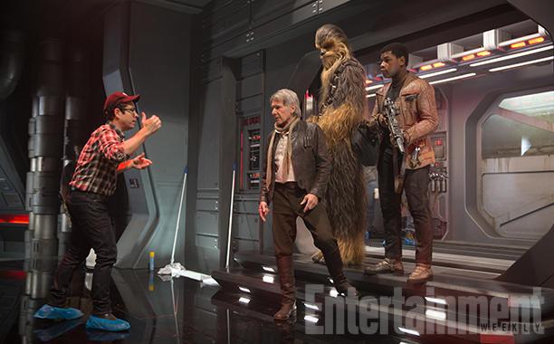 Star Wars The Force Awakens deleted scene