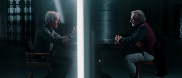 Read an Exclusive 'Story of Science Fiction' Interview Excerpt Featuring James Cameron and Steven Spielberg