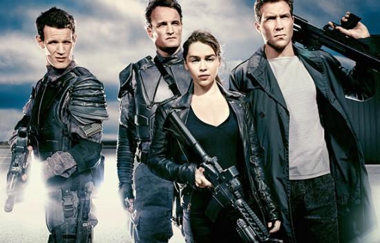 Terminator cast header