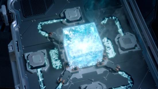 Tesseract Cosmic Cube Avengers