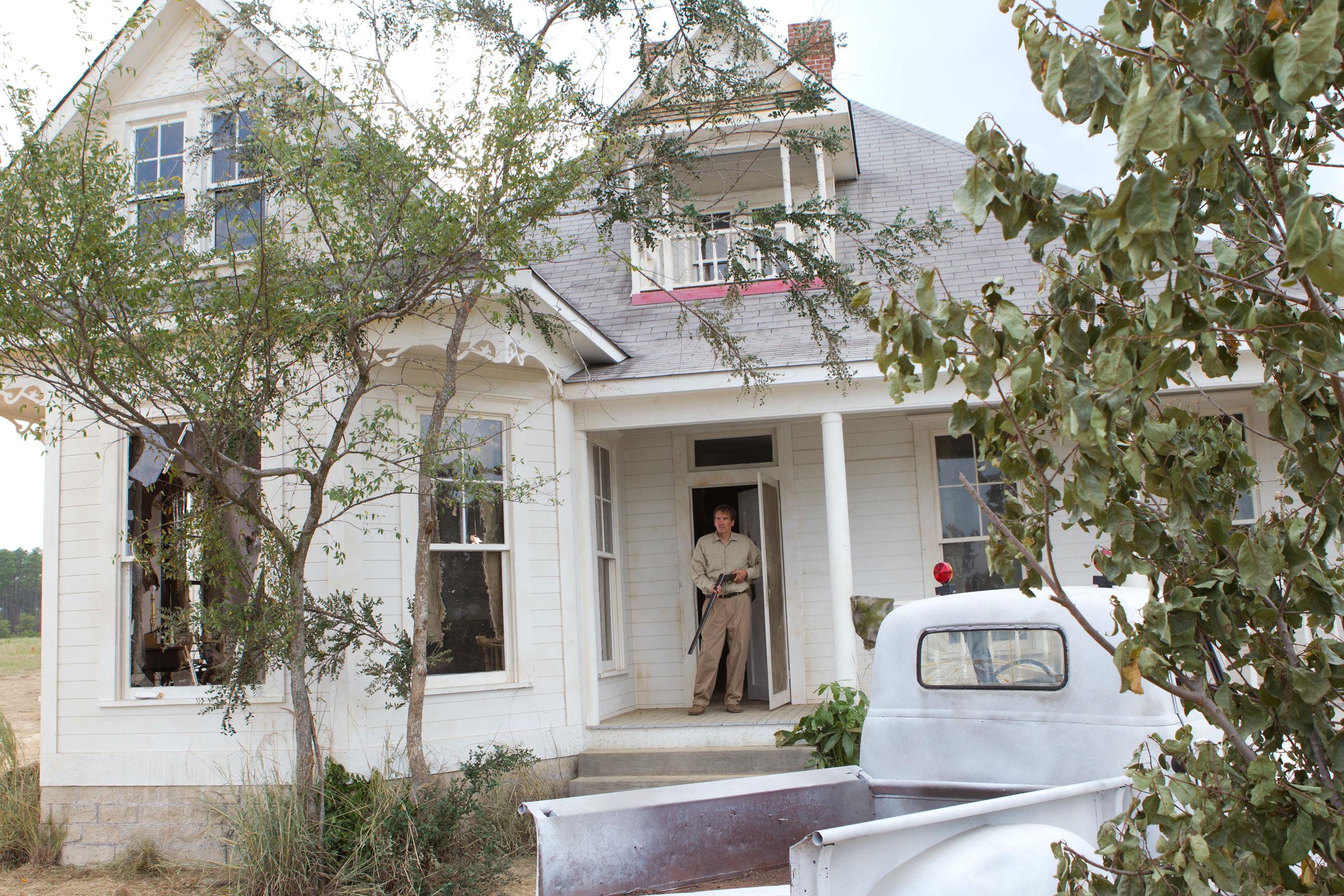 U0027Texas Chainsaw 3Du0027 Set Visit: A House Of Horrors Rebuilt, A Franchise  Revered U2013 /Film