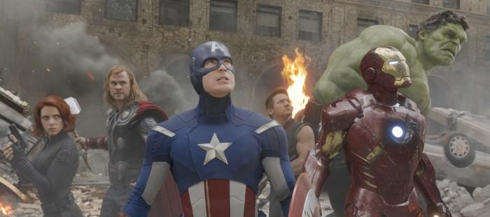 James Cameron's Avengers Fatigue