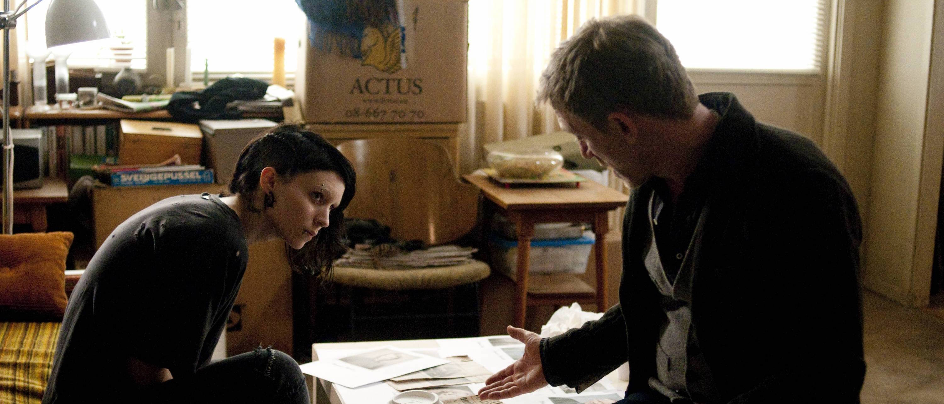 Dragon tattoo sequel moves forward without rooney mara for Sequel to girl with dragon tattoo