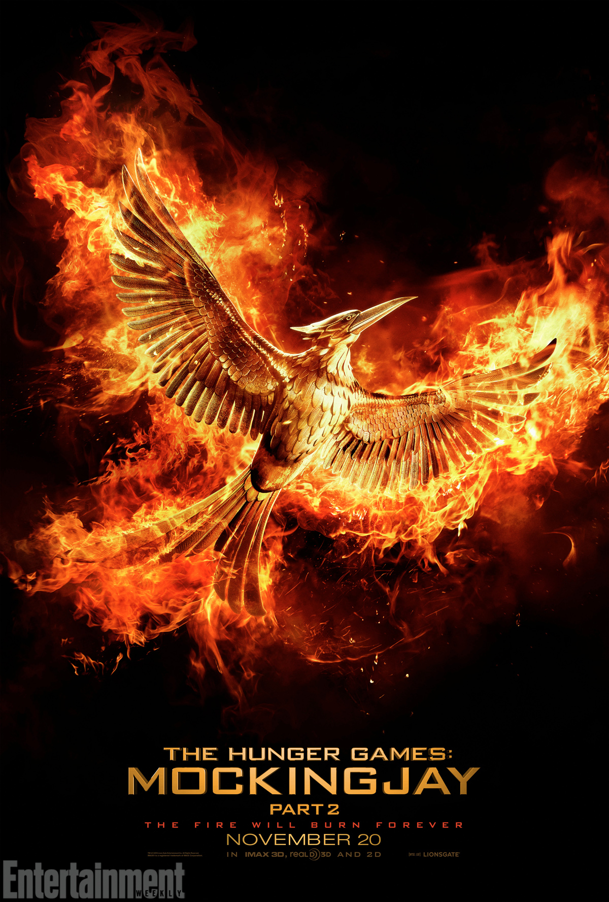 The hunger games mockingjay part 2 teaser poster the hunger games mockingjay part 2 poster biocorpaavc Choice Image