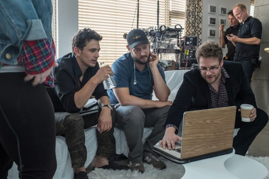 The Interview Behind the Scenes