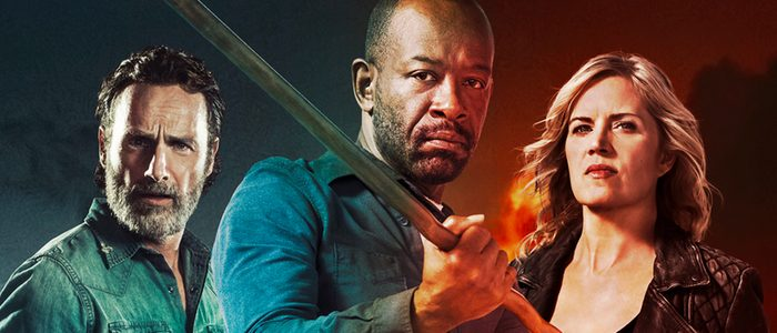 The Walking Dead season finale