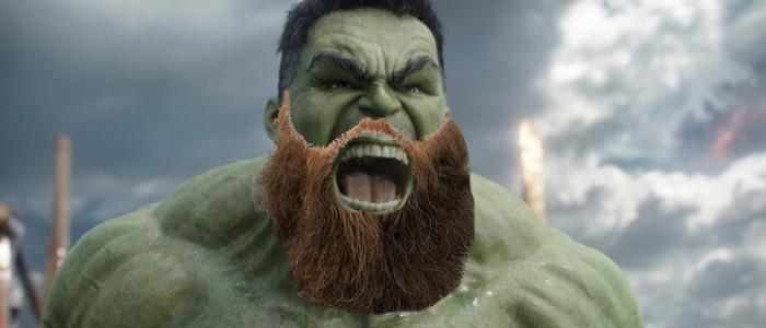Thor Ragnarok Concept Art Hulk