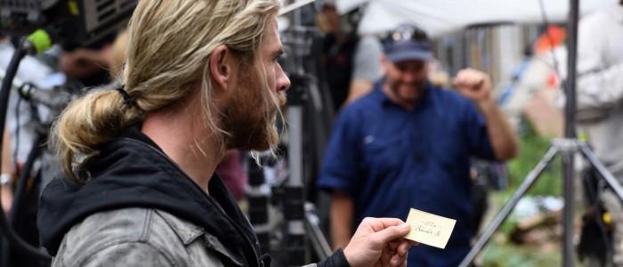 Doctor Strange Credits Scenes Explained / Thor Ragnarok Doctor Strange BTS