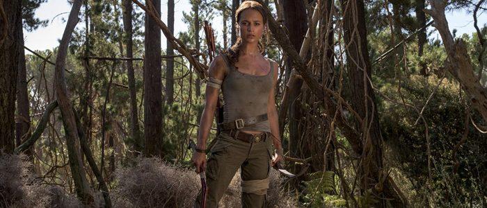 Tomb Raider clip