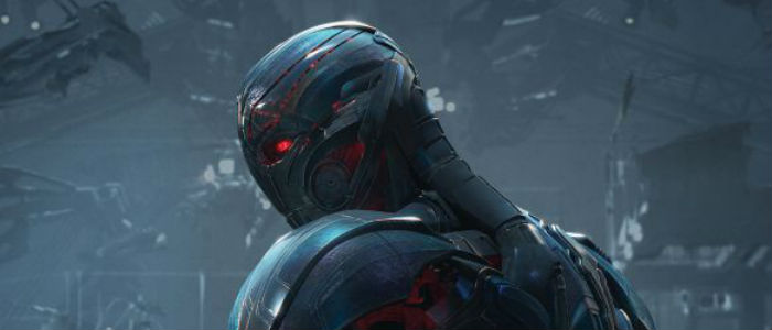 Ultron Avengers Age of Ultron Character header