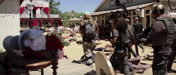 Westworld season 2 behind the scenes Sweetwater