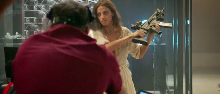 Westworld season 2 behind the scenes Clementine