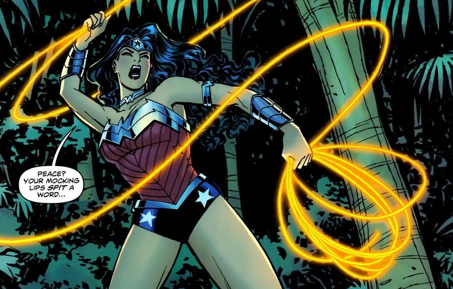 Batman v Superman Wonder Woman Will Have New 52 Origin